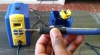 Qriginal Long term sales of fx 951 lead free soldering station installation welding station
