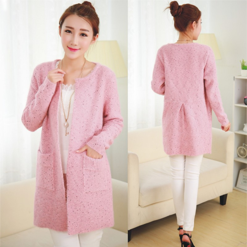 New Winter Spring Cardigans 2015 Women Fashion Mohair Cardigans ...