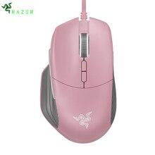 Mouse da gioco Razer basisk 64000/16000 DPI 5G sensore ottico Chroma RGB FPS personalizzabile resistenza della rotella di scorrimento Mouse cablato