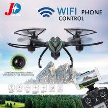 Original JXD 510W RC Quadcopters WIFI FPV 0.3MP Camera 2.4GHz 4CH 6 Axis Gyro RC Quad Copter Air Press Altitude Hold Drone Dron