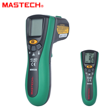 Infrared Thermometer Mastech MS6522B Handheld Digital Laser Gun 10 1 D S 20C 500C termometro infravermelho