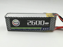 MOS 4s Lipo battery 14 8V 2600mAh 40C lipo batteria for rc FPV helicopters quadcopter boat