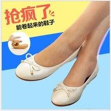 Very soft flat shoes women 2016 popular mocassin femme comfortable career ladies flat shoes sweet ballerina flats footwear B1