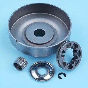 """Image 5 - . 325 """" 7 T Clutch Drum Waschmaschine Rim Kettenrad Set Für Stihl MS270 MS280 MS271 MS281 MS291 MS 270 280 kettensäge Ersatz Teil"""