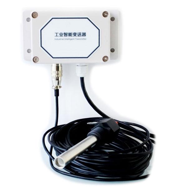 Online Salinity Transmitter Probe replaceable sensor electrode SPLIT TYPE Analog Voltage 0 5V 4~20mA RS 485 MODBUS output