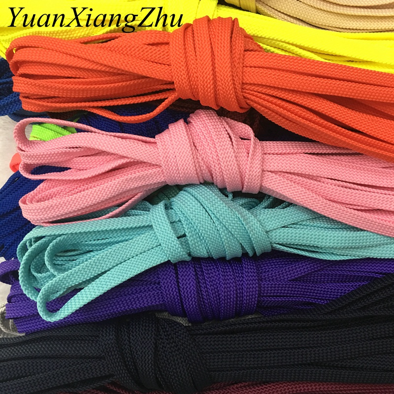 1Pair Classic Double Flat ShoeLaces Solid Color Hollow Braided Sneakers Sneakers Shoe Laces For Men Women Shoelace 26 Colors SB1