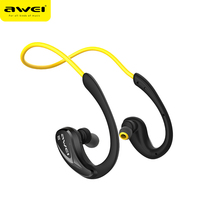 Awei A880BL Hifi Handsfree Stereo Sport Auriculares Bluetooth Headset Earphone Ear Phone Bud Cordless Wireless Headphone