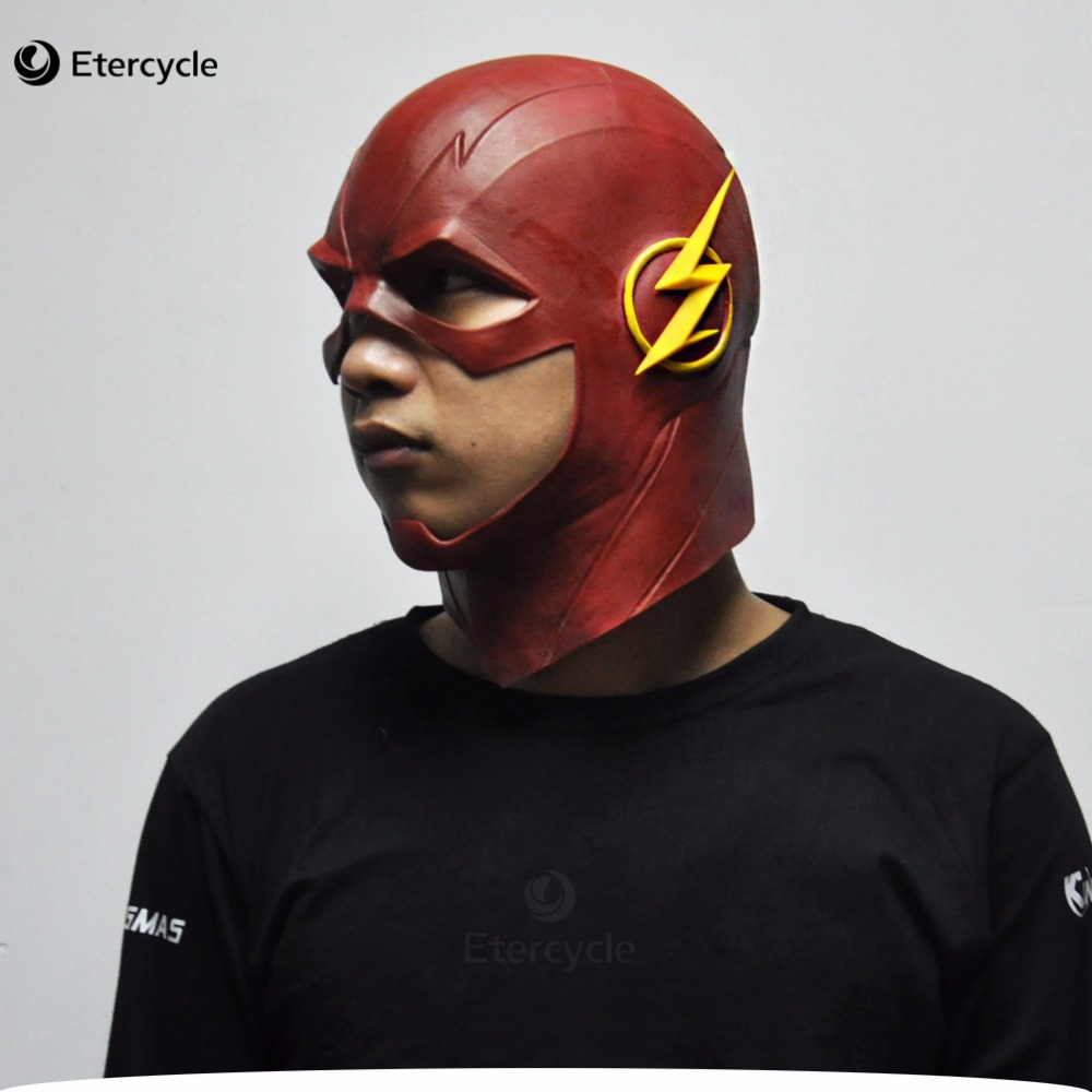 Die Maske DC Film Cosplay Prop Halloween Vollen Kopf Latex Partei Masken