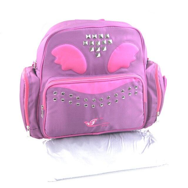 Multifunctional Diaper Bag Mommy Nappy Backpacks Bolsa Maternidade Maternity Babies Care cosmetic bag baby bag stroller