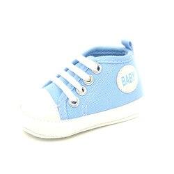 Новинка 2018 года; сезон весна; стильные детские кроссовки для первых шагов; кроссовки для маленьких мальчиков и девочек; парусиновая обувь; д...