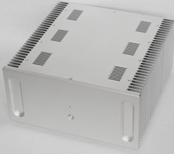 WA112 All aluminum amplifier chassis / Class A amplifier case / AMP Enclosure / case / DIY box