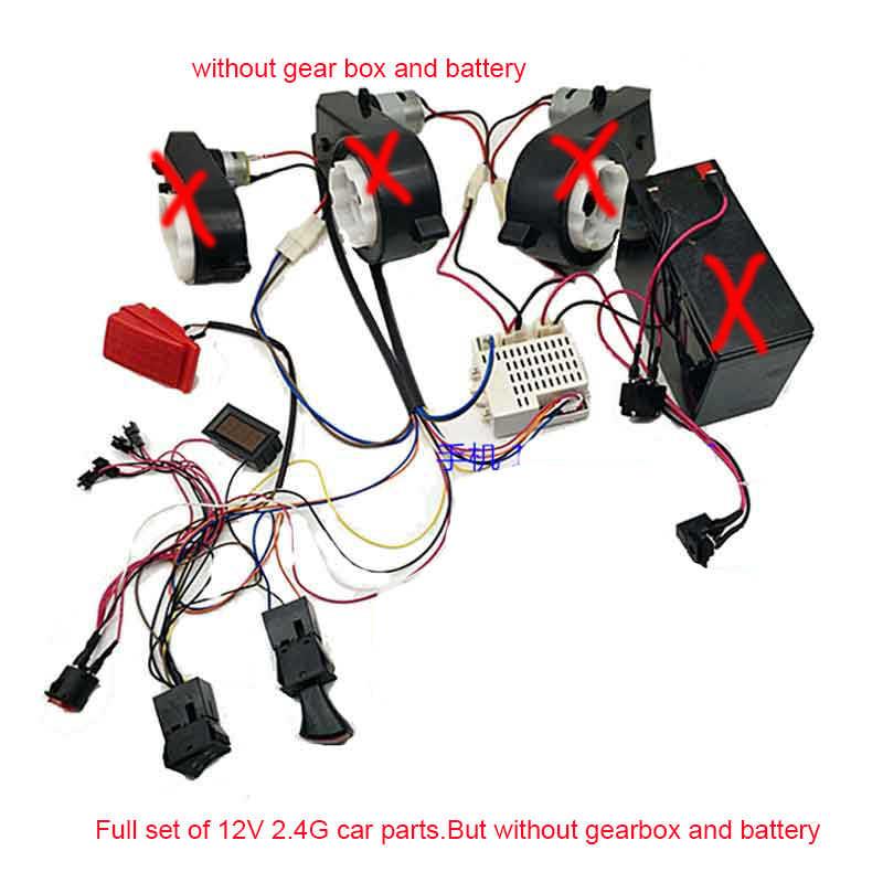 Fine Detail Feedback Questions About Wellye Child Electric Car Diy Wiring 101 Hemtstreekradiomeanderfmnl