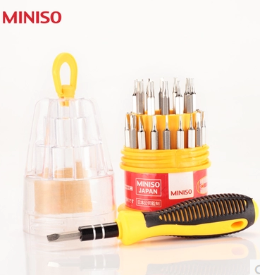 b57d94b00b5 JAPAN BRAND MINISO UNIVERSAL SCREW DRIVER-in Hand Tool Sets from ...