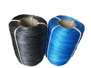 High Quality 3mm x 30m  Synthetic Winch Line UHMWPE Fiber Rope Towing Cable Car Accessories For 4X4/ATV/UTV/4WD/OFF-ROAD