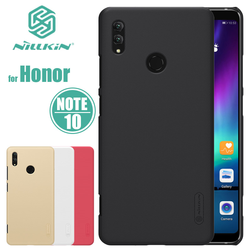 Huawei Honor Note 10 Case Nillkin Super Frosted Shield Hard Back PC Cover Honor Note10 Case for Huawei Honor Note 10 Phone Case