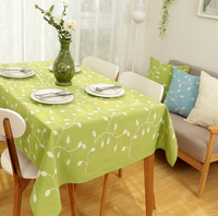 Hot Sale Table Cloth For Home Hotel Wedding Party Coffee Restaurant Table Cover