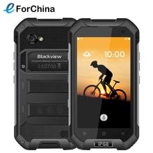 Blackview bv6000 32 gb rom 3 gb ram ip67 étanche téléphone 4500 mah 4.7 pouce gorilla glass android 6.0 mt6755 octa core