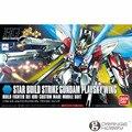 ОХИ Удар Gundam Bandai HG Построить Fighters 009 1/144 Звезда Построить Plavsky Крыло Mobile Suit Ассамблеи Модель Комплекты