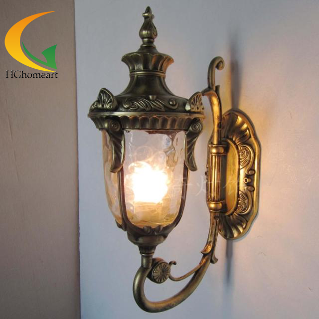Bronze wall sconce lighting outdoor landscaped courtyard garden lights balcony lights aisle light waterproof wall lamp 3 inch gasoline water pump wp30 landscaped garden section 168f gx160 agricultural pumps