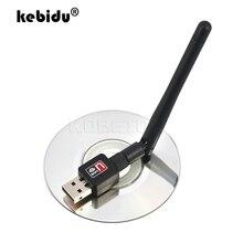 kebidu Mini USB Wifi Router Networking Card 150Mbps Wireless wi-fi Adapter 150M LAN Network