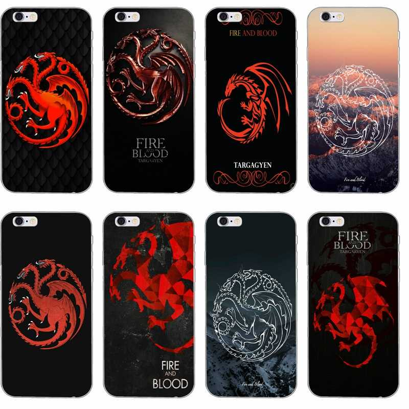 Game Of Throne Targaryen iphone case
