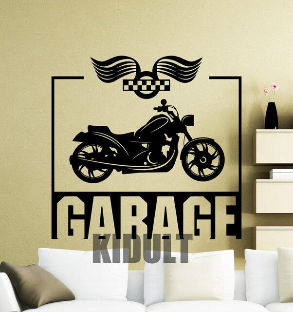 motorfiets tekst textuur muur vliegtuig interieur wall decoratie achtergrond slaapkamer den automobiel club vinyl muurstickers