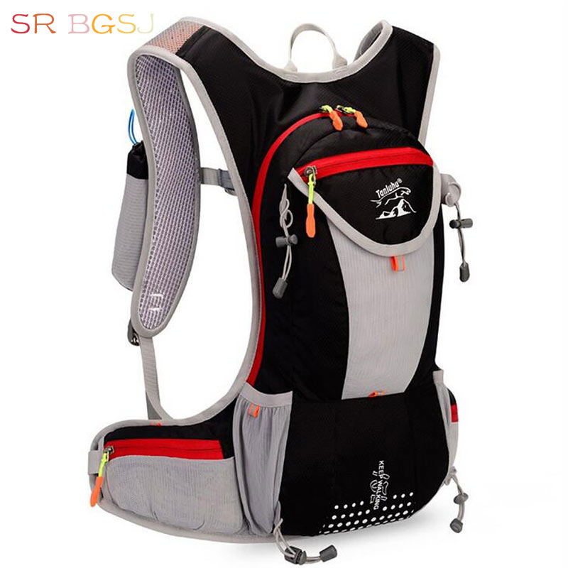 Free Shipping 15l New Arrival High Quality Women Men Waterproof Nylon Rucksack Backpack