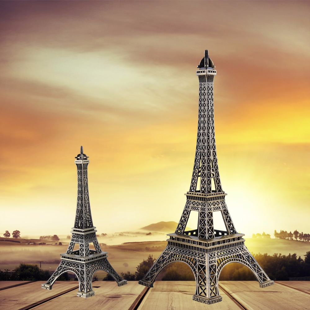 Luxury Light Up Eiffel Tower Wall Decoration Illustration - Wall Art ...
