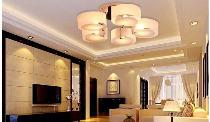 luz de techo del led circular minimalista moderna iluminacin interior envo gratischina