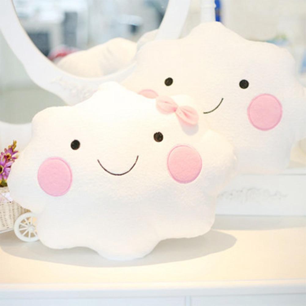 decoracao do quarto do bebe travesseiro bebe recem nascido almofada criancas dormir jogar almofada nuvens meninos
