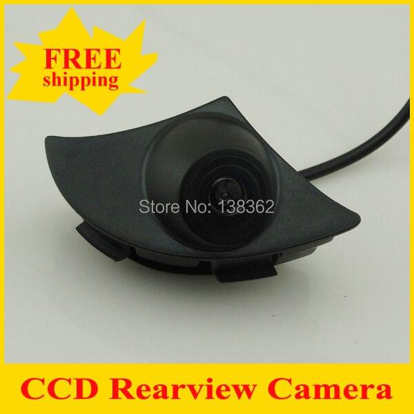Promotion voiture vue de face caméra pour Toyota RAV4/COROLLA/Reiz/Vios/highlander/prado2700/4000/2010 ccd puce