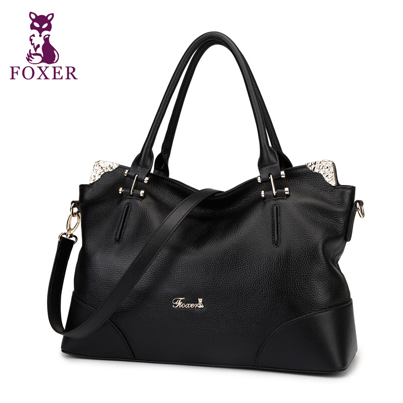 2017 New quality fashion genuine leather bag luxury handbags women bags designer women shoulder bag first layer leather big bag bag female new genuine leather handbags first layer of leather shoulder bag korean zipper small square bag mobile messenger bags