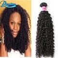 8А Монгольские Виргинские Волосы Афро Странный Вьющиеся Волосы Монгольский Странный вьющиеся Волосы Дешевые Человеческих Волос Weave 3 Связки Natural вьющиеся