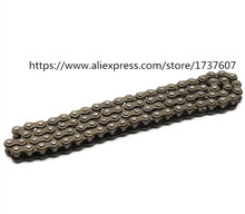 1pcs High Quality 25H-84 Motorcycle Chain Sets ForCurved beam motorcycles 70 90 100 110 timing chain small chain 84 section