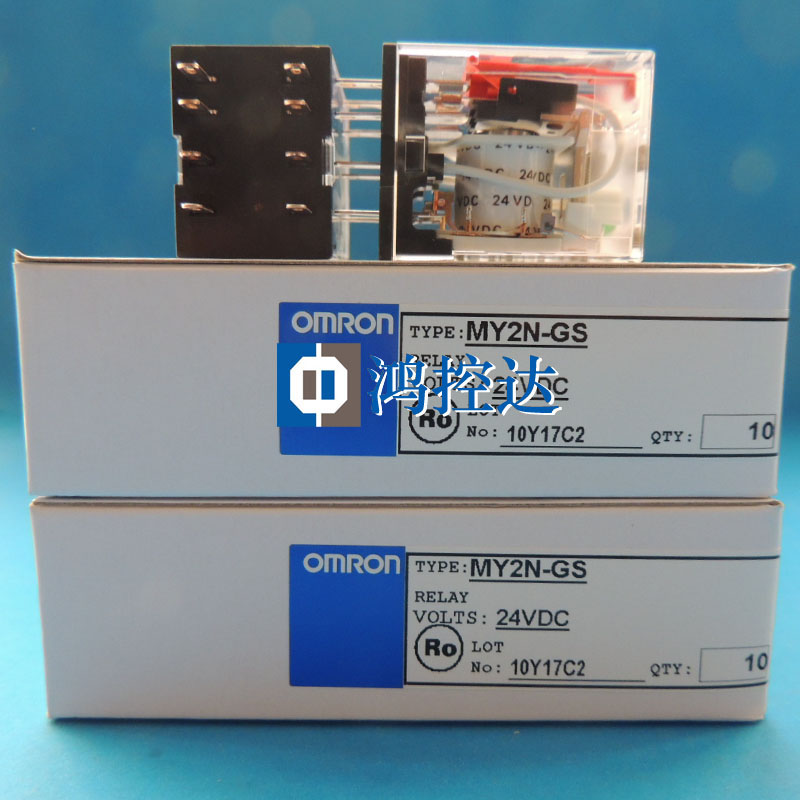 NEW ORIGINAL OMRON RELAY MY2NJ NEW MY2NGSDC24V. NEW ORIGINAL OMRON RELAY MY2NJ NEW MY2NGSDC24V.