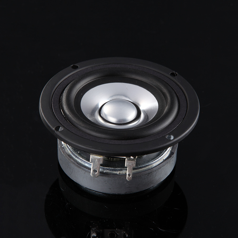 2PCS Original Fountek FE85 3inch Full Range Speaker Driver Unit Aluminum Cone 8ohm 15W D83.5mm Round
