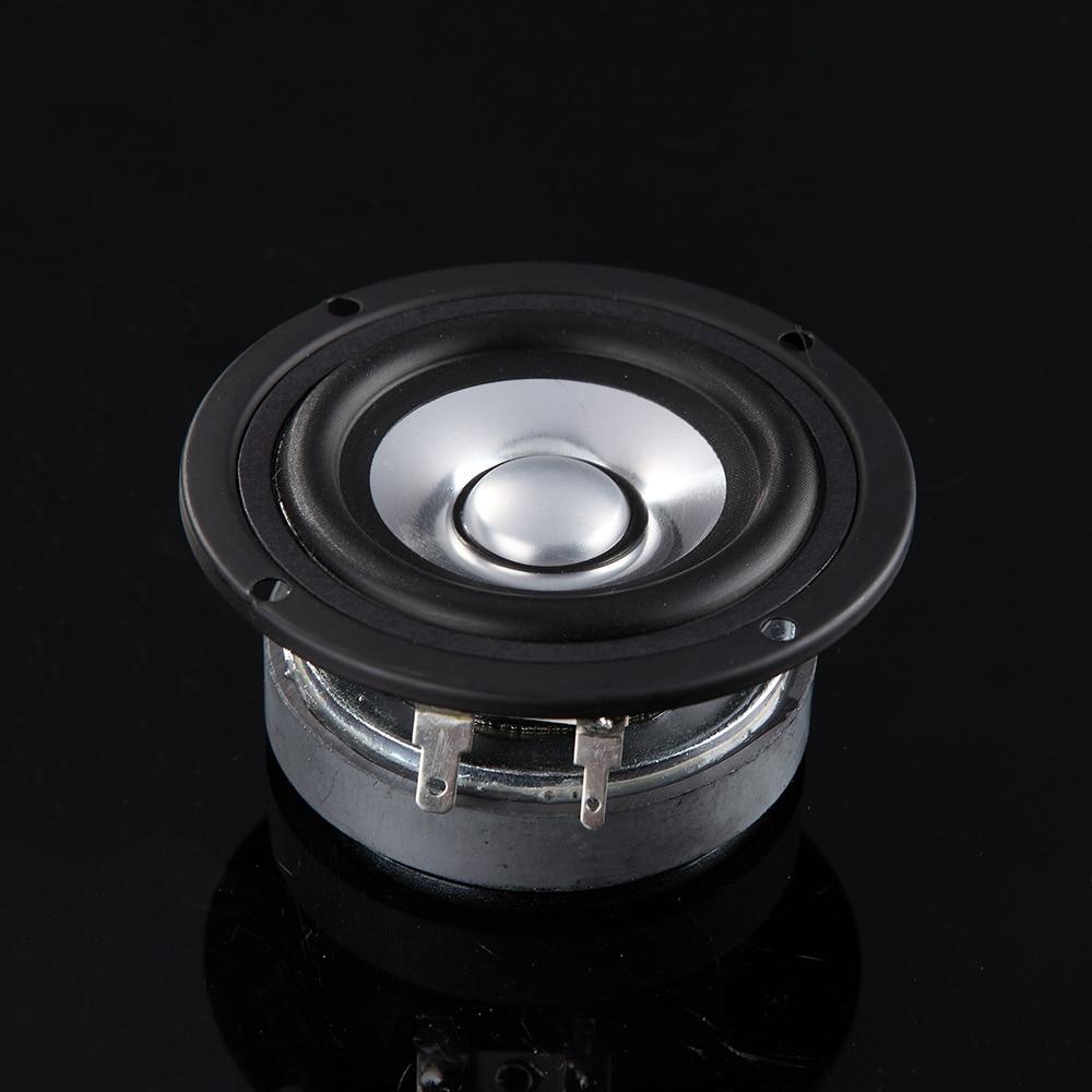 2PCS Original Fountek FE85 3inch Full Range Speaker Driver Unit Aluminum Cone 8ohm 15W D83.5mm Round
