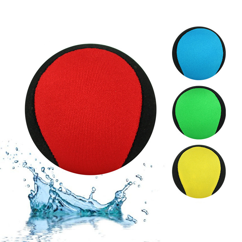 Water Bouncing Ball Toy Water Bouncing Ball Beach Ball Water Toys Summer Pool Sea Friends Play Team Water Floating Toys 2019 New image