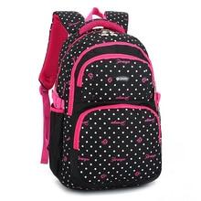 купить children School Bags Teenager Girls backpacks Kids Schoolbags orthopedic school backpacks kdis satchel mochila escolar infantil по цене 1273.31 рублей