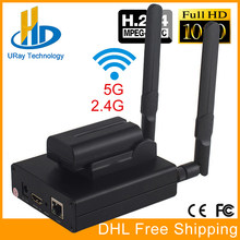 DHL Free Shipping MPEG-4 H.264 HD Wireless WiFi HDMI Encoder For IPTV, Live Stream Broadcast, HDMI Video Recording RTMP Server(China)
