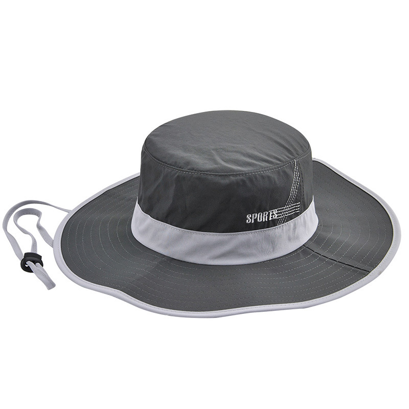 e23a4d60ff1be4 Outdoor Hat for Fishing Trip Fast Drying Bucket Hats For Men Women Summer  NEW