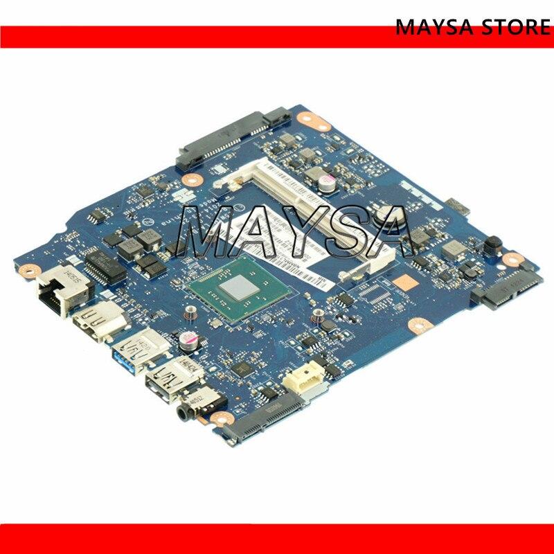 Ordinateur portable carte mère POUR ACER Aspire ES1-511 NBMML11002 Z5W1M LA-B511P SR1W4 N2830 CPU DDR3 carte Principale FONCTIONNE