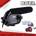 Free shipping!BOYA BY-VM190 shotgun microphone with Windshield For DSLR video cameras