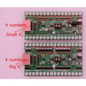 Image 2 - 4/5/6 números uso do cartão de motorista para 18 polegada a 32 polegada led digital número módulo de óleo gás preço led sinal de controle cartão