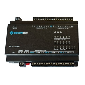 8-channel AI analog acquisition 8-channel DI switch input 12-channel DO relay output Modbus RTU(China)