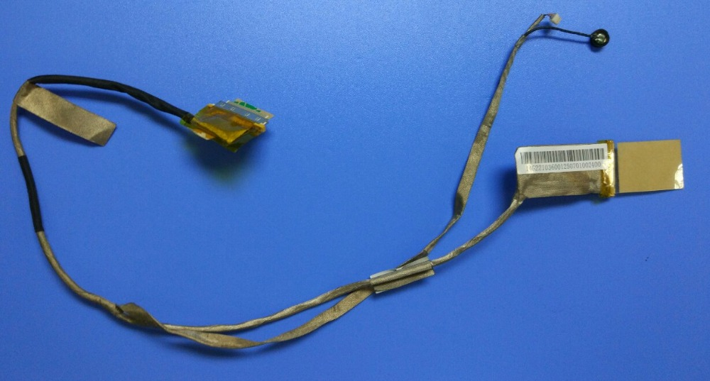 NEW FOR ASUS K53S A53E A53S E X53SJ X53SV LCD LED CABLE P/N 14G221036000 Free shipping