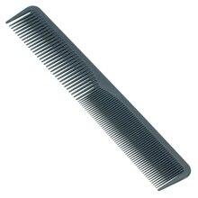 2pcs Hair Comb Anti-static Carbon Hair Brush Professional Pro Salon Hair Styling Tools Hairdressing Barbers Handle Brush LZN0028 new 335 aluminum comb anti static hair cut 339 comb professional barber hair brush hairdressing tools