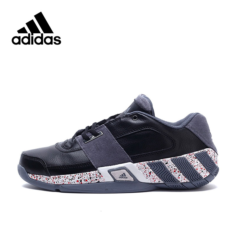 все цены на Official New Adidas BASKET Shoes Regulate PU Fabric Men's Basketball Shoes High-tops Lace-up DMX Adidas Sneakers for Men