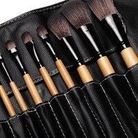 High Quality Pincel Maquiagem Professional 18pcs Make Up Brushes Cosmetic Facial Makeup Brush Tool Kit Set