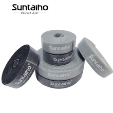Suntaiho Cable Winder Nylon Cable Organizer Wire High Quality Wrapped Cord Line Storage Holder for iPhone